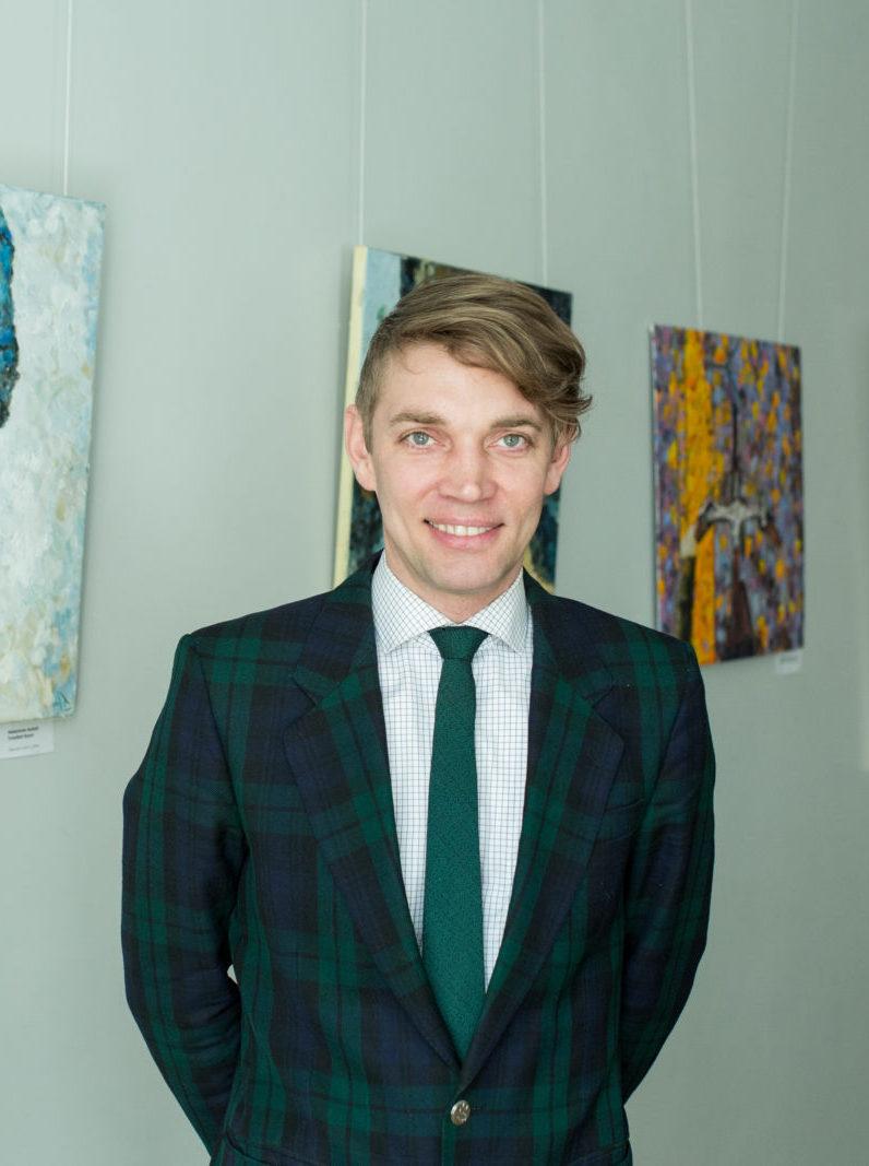 Jan Leo Grau Tallinna Opetajate Maja kunstigalerii naitused exhipition