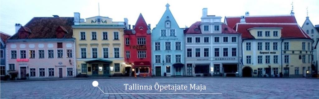 Tallinna Õpetajate Maja. Ülesvõte: Kadri Kuurberg 2018