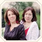 Jelizaveta Haustova ja Jelena Ustritskaja